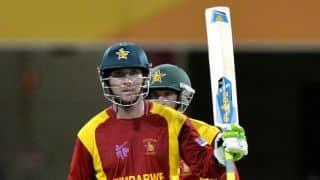 ICC Cricket World Cup 2015: Zimbabwe aim winning farewell to Brendan Taylor