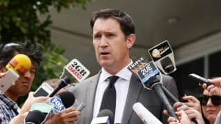 The Ashes 2017-18: James Sutherland rubbishes newspaper claims of fixing Perth Test