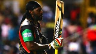 CPL 2017: Chris Gayle, Evin Lewis' blazing fifties steer St Kitts and Nevis Patriots to knockout stage