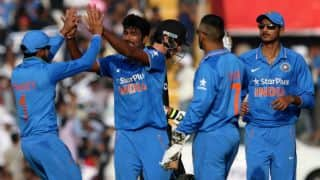 India vs New Zealand ODI series: Did the hosts miss a few tricks by retaining same squad?