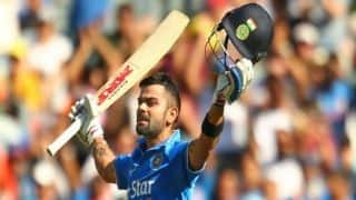 Amazing coincidence of Virat Kohli's 12th hundred in ODI and Test