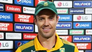 South Africa like to answer 'chokers' tag with victories: AB de Villiers
