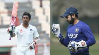 Poll: Wriddhiman Saha or Parthiv Patel — who should be India's first-choice wicketkeeper?