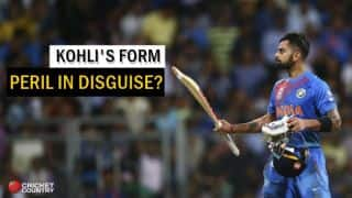 Virat Kohli's form: Peril in disguise for Indian cricket team?
