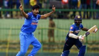 India vs Sri Lanka, 3rd ODI: Jasprit Bumrah's maiden ODI 5-for restrict hosts to 217