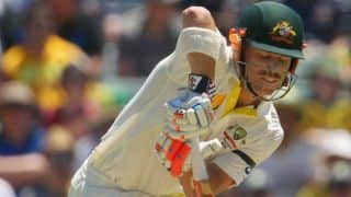 Ashes 2013-14 3rd Test, Day 1 Live Cricket Score: David Warner out for 60; score 130/4