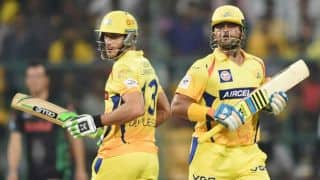 CSK vs Dolphins, CLT20 Match 8 at Bangalore