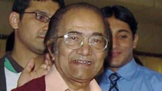 Hanif Mohammad shown the cold shoulder by PCB
