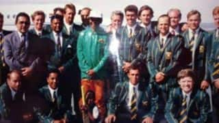 Mandela nearly ruined my photograph!