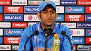 MS Dhoni backs Daniel Vettori as key player for New Zealand against Australia in ICC Cricket World Cup 2015 Final