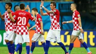 Croatia hammer Cameroon 4-0 in FIFA World Cup 2014 Group A match; African side knocked out