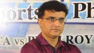 Sourav Ganguly: Winning Ranji Trophy on debut is best career moment