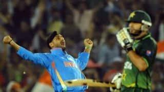 Harbhajan Singh warns India stars to expect sleepless night as Pakistan loom