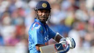 India vs England, 3rd ODI at Brisbane: Ajinkya Rahane, Ambati Rayudu bring up 50-run stand