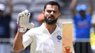 India vs Australia, 2nd Test, Day 3: Australia edge ahead after Virat Kohli's 123 at lunch