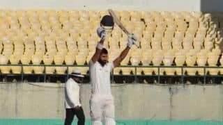 Duleep Trophy 2019: Ankit Kalsi, karun nair guide India red to 285