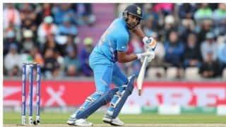 ICC Cricet World Cup 2019: Rohit Sharma good form will ease Pressure on Virat Kohli;Krishnamachari Srikkanth