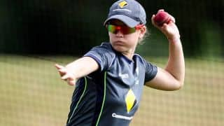 Jessica Jonassen: Win against Sri Lanka will act as morale booster