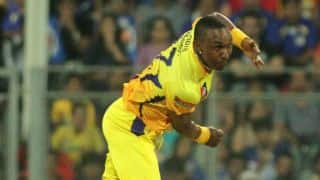 Dwayne Bravo completes 100 IPL wickets during Chennai Super Kings-Mumbai Indians Qualifier 1