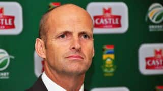 Gary Kirsten says he left India coaching job due to family commitments
