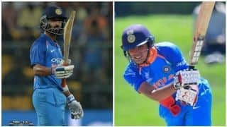 Surprised not to see Shubman Gill, Ajinkya Rahane in ODI squad: Sourav Ganguly