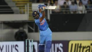Vijay Shankar: I learn from MS Dhoni about how to chase target