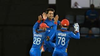 विश्व कप क्वालिफायर 2018: हांगकांग पर नेपाल की जीत से सुपर सिक्स में पहुंचा अफगानिस्तान
