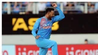 It's always special when you contribute to a win: Krunal Pandya