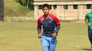 ICC Under-19 Cricket World Cup 2016: Nepal's  Sandeep Lamichhane picks hat-trick against Ireland