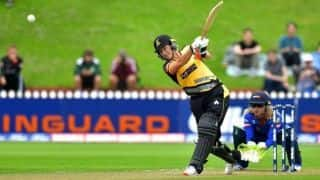Sophie Devine Creates History, Records Fastest Hundred in Women's T20 History