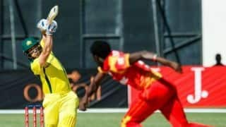 Aaron Finch becomes first to break 900-point mark in ICC T20I Batting Rankings