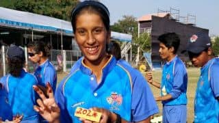 Watch: Jemimah's stunning catch helps India Women win 5th T20I against South Africa