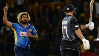 SL vs NZ: Lasith malinga surpasses Shahid Afridi and becomes leading wicket taker in T20I