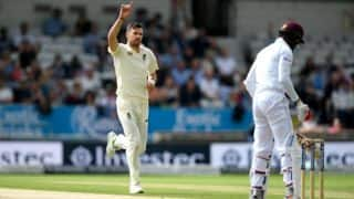 England vs West Indies, 2nd Test, Day 2: James Anderson rocks visitors' top-order at lunch; hosts lead by 149