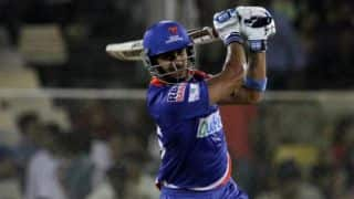 Manoj Tiwary admits Delhi Daredevils batting 'needs to click' during IPL 2015