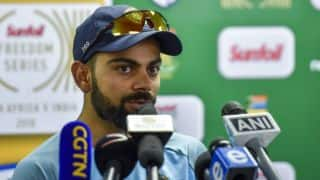 Kohli urges Team India members to rectify past mistakes and step up