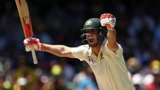 मिशेल ने 162 रन की पारी खेल निभाई उप कप्तान की जिम्मेदारी