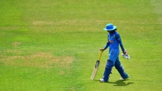 Mithali Raj admits to not having a strong bench strength