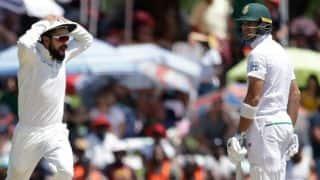 जोहान्सबर्ग टेस्ट : पहले दिन भारत 187 रनों पर ढेर, द.अफ्रीका का 1 विकेट गिरा