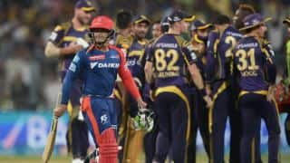 Kolkata Knight Riders vs Delhi Daredevils, IPL 2016 Match 2: Highlights from DD's innings