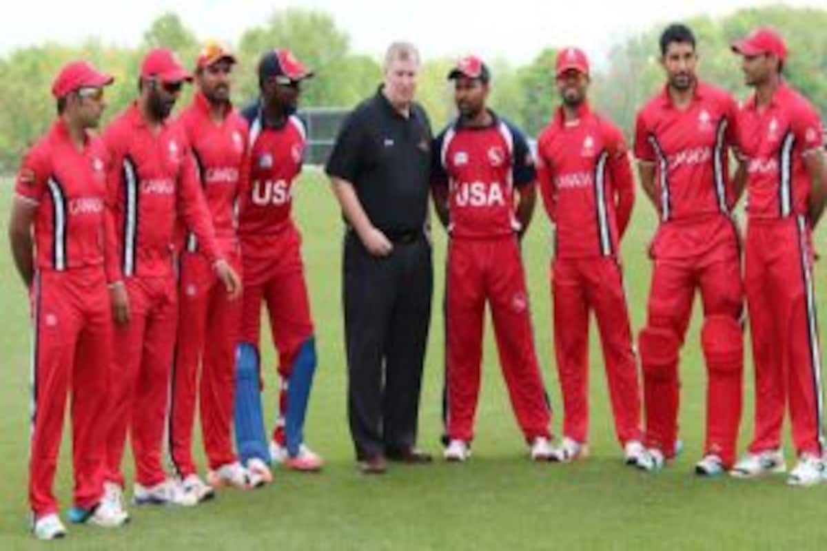 Canada Usa Qualify For Icc World T20 Qualifiers 2015 In