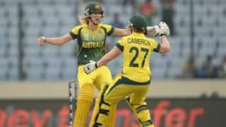 Australia win third consecutive Women's World T20 title after 6-wicket win over England
