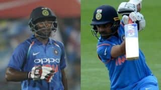 Robin Singh: I don't think it was a good call to leave Ajinkya Rahane, Ambati Rayudu out of World Cup squad