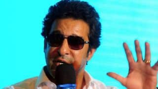 Wasim Akram to supervise a camp of young fast bowlers in Karachi