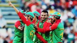 Bangladesh announce T20 priliminary squad