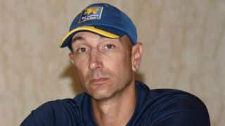 We had players coming off the field and vomiting, says Nic Pothas