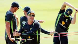 Australia prepare to take on South Africa in 2nd Test