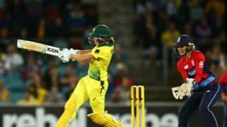 Womens Ashes 2017-18: Danielle Wyatt, Beth Mooney score record-breaking tons as England beat Australia 2-1 in T20Is