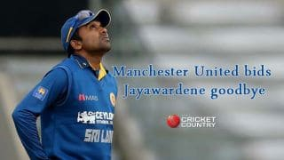 Manchester United wishes Mahela Jayawardene on retirement