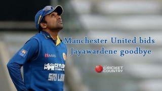 Manchester United wishes Mahela Jayawardene on retirement